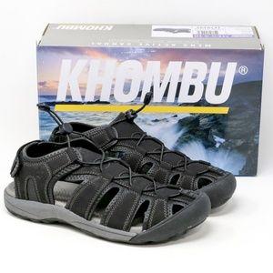 🖤 Khombu Men's  Travis Active Sandal  C
